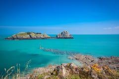 Cancale Brittany Francja Fotografia Stock
