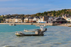 Cancale in Brittany Stock Photo
