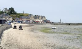 Cancale Royalty Free Stock Photography