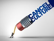 Free Cancel Culture Stock Photography - 186991152