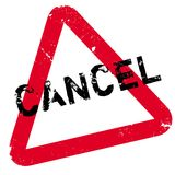 Cancel rubber stamp Stock Photography