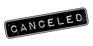 Canceled rubber stamp. Grunge design with dust scratches. Effects can be easily removed for a clean, crisp look. Color is easily changed Stock Photo