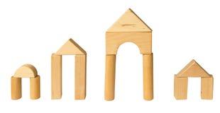 Cancelli di legno Fotografia Stock Libera da Diritti
