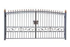 Cancello. Immagini Stock