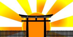 Cancello 2 royalty illustrazione gratis