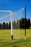 Cancello #3 di calcio fotografia stock libera da diritti