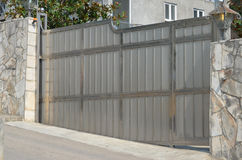 cancello Immagine Stock Libera da Diritti