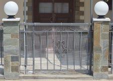 cancello fotografie stock libere da diritti