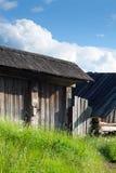 Cancello antico Immagini Stock
