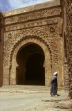 Cancello antico di Rabat fotografia stock