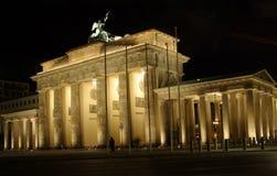 Cancello Berlino di Brandenburger immagine stock libera da diritti