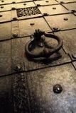 Cancello del castello Fotografia Stock