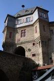 Cancello del castello in Idstein Fotografie Stock Libere da Diritti