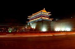 Cancello del sud del Xian Fotografia Stock