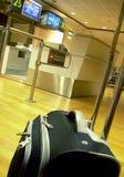 Cancello dell'aeroporto fotografia stock libera da diritti