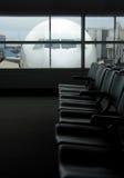 Cancello dell'aeroporto Fotografie Stock