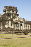 Cancello dell'elefante, Angkor Wat Immagine Stock