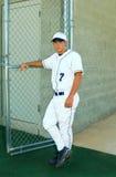 Cancello dell'entrata di gioco di pallone Fotografia Stock Libera da Diritti