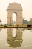 Cancello dell'India, Nuova Delhi Fotografia Stock Libera da Diritti