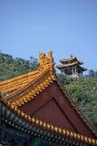 Cancello della montagna di Greatwall Fotografia Stock