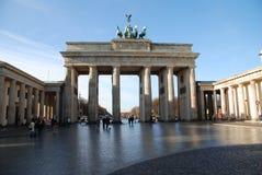 Cancello di Brandeburgo Immagini Stock