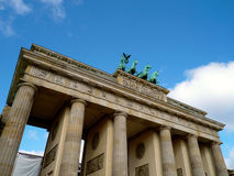 Cancello di Brandeburgo Immagine Stock