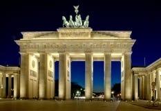 Cancello di Brandeburgo Fotografia Stock Libera da Diritti