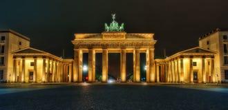 Cancello di Brandeburgo Berlino fotografie stock libere da diritti