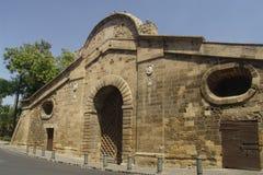 Cancello di Famagusta fotografie stock libere da diritti
