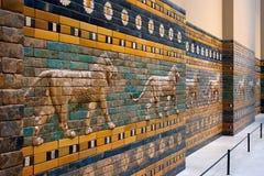 Cancello di Ishtar Fotografie Stock