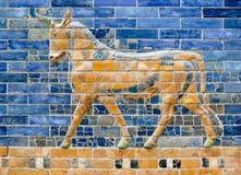 Cancello di Ishtar Fotografia Stock Libera da Diritti