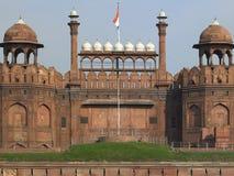 Cancello di Lahore Delhi - in India Fotografia Stock Libera da Diritti