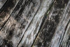 Cancello di legno Fotografia Stock