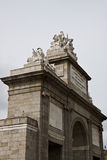 Cancello di Toledos Fotografia Stock Libera da Diritti