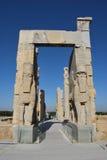Cancello di tutte le nazioni, Persepolis Immagini Stock Libere da Diritti