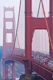 Cancello dorato, San Fracisco, Stati Uniti Fotografie Stock Libere da Diritti