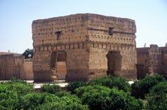 Cancello a Marrakesh, Marocco Fotografie Stock