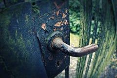 Cancello mistico Fotografie Stock Libere da Diritti