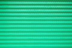 Cancello verde fotografia stock libera da diritti