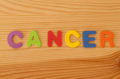 Cancer Arkivfoton