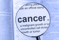 cancer Imagem de Stock Royalty Free
