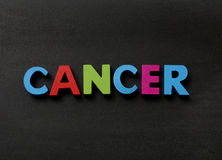cancer Fotografia de Stock Royalty Free