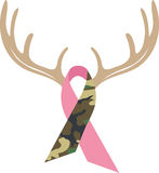Cancer Antlers Royalty Free Stock Photography