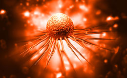Cancer cell Stock Photography