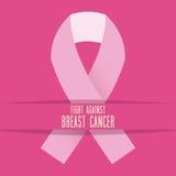 Cancer design Royalty Free Stock Photos