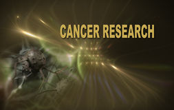 CANCER RESEARCH Royalty Free Stock Image
