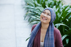 Cancer survivor Royalty Free Stock Images