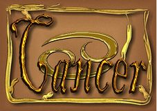 Cancer, zodiac sign Stock Photos
