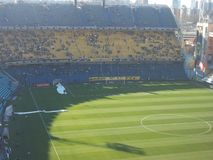 Cancha de boca juniors Stock Photography