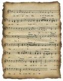 Canción de la querube Fotografía de archivo libre de regalías
